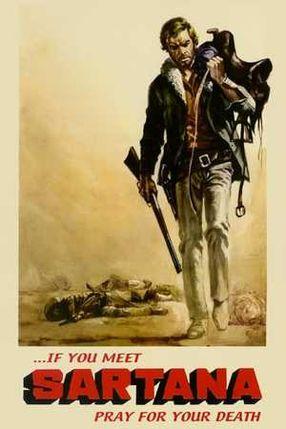 Poster: Sartana - Bete um deinen Tod