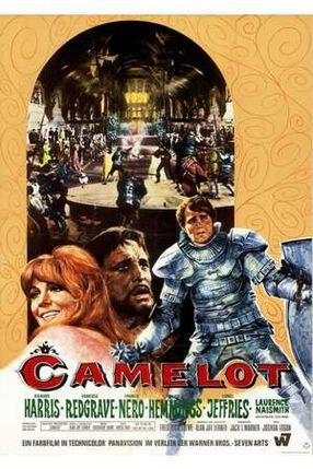 Poster: Camelot - Am Hofe König Arthurs