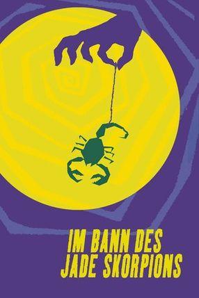 Poster: Im Bann des Jade Skorpions