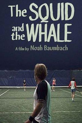 Poster: Der Tintenfisch und der Wal