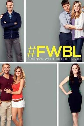 Poster: Friends with Better Lives