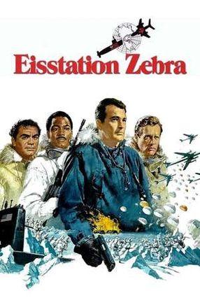 Poster: Eisstation Zebra