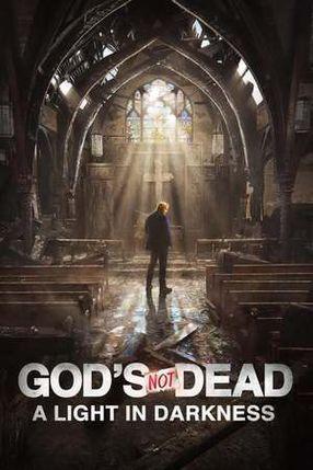 Poster: Gott ist nicht tot - Ein Licht in der Dunkelheit