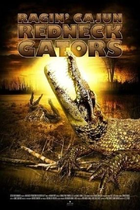 Poster: Mega Alligators - The New Killing Species