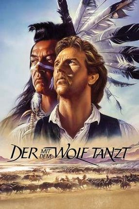 Poster: Der mit dem Wolf tanzt