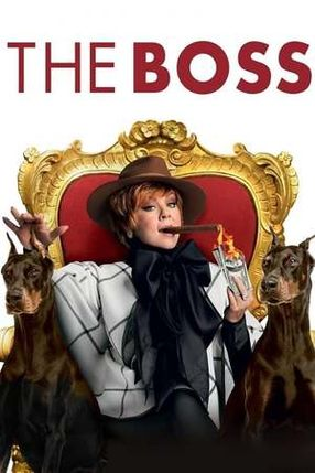 Poster: The Boss