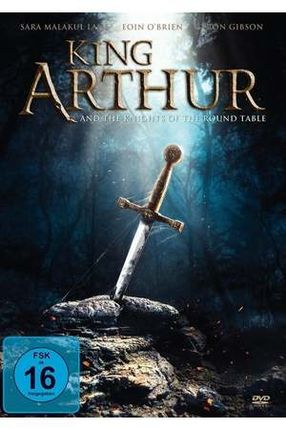 Poster: King Arthur and the Knights of the Round Table