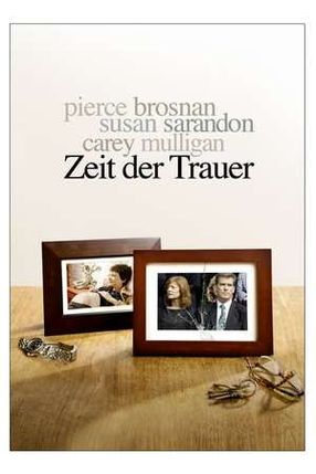 Poster: Zeit der Trauer
