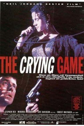 Poster: The Crying Game