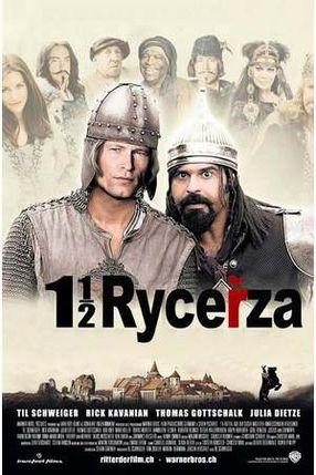 Poster: 1½ Ritter - Auf der Suche nach der hinreißenden Herzelinde