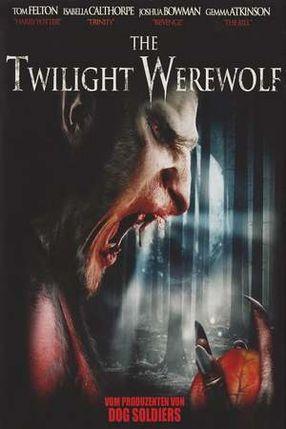 Poster: The Twilight Werewolf