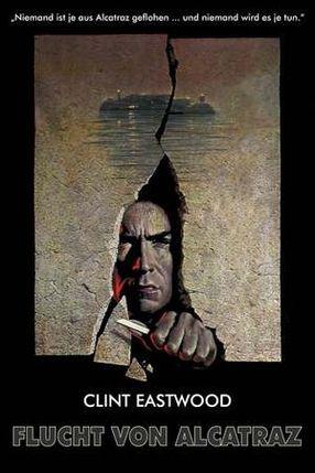 Poster: Flucht von Alcatraz