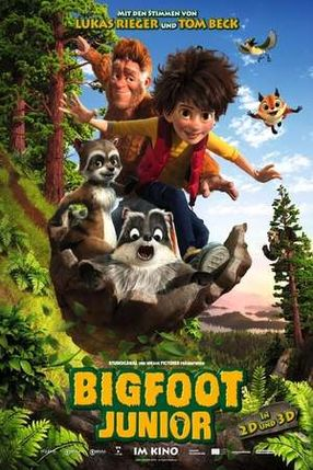 Poster: Bigfoot Junior