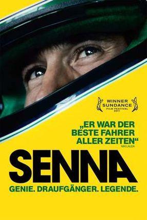 Poster: Senna