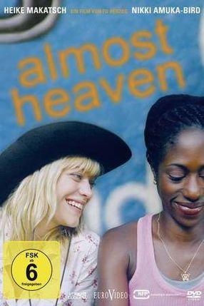 Poster: Almost Heaven - Ein Cowgirl auf Jamaika