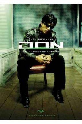 Poster: Don - Das Spiel beginnt