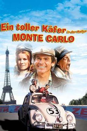 Poster: Ein toller Käfer in der Rallye Monte Carlo