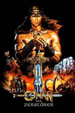 Poster: Conan der Zerstörer