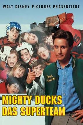 Poster: Mighty Ducks - Das Superteam