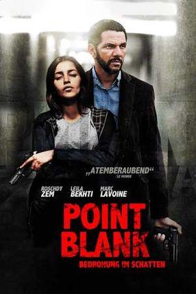 Poster: Point Blank - Bedrohung im Schatten