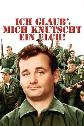 Poster: Ich glaub' mich knutscht ein Elch!