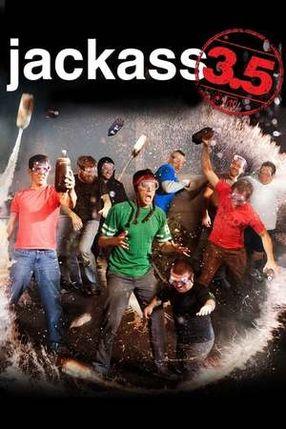 Poster: Jackass 3.5
