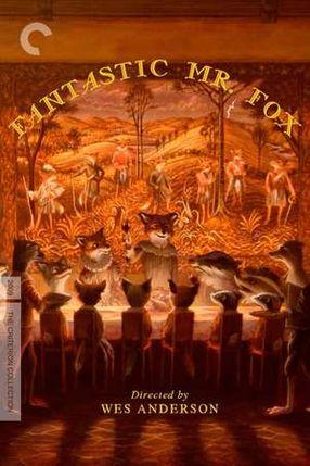 Poster: Der fantastische Mr. Fox