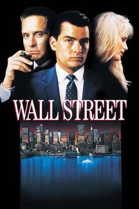 Poster: Wall Street