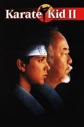 Poster: Karate Kid II - Entscheidung in Okinawa