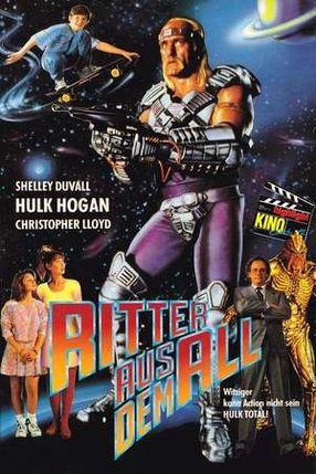 Poster: Der Ritter aus dem All