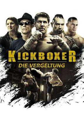 Poster: Kickboxer - Die Vergeltung