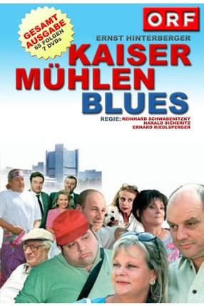 Poster: Kaisermühlen Blues