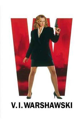 Poster: V.I. Warshawski - Detektiv in Seidenstrümpfen