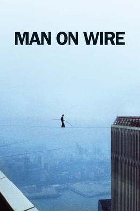 Poster: Man on Wire – Der Drahtseilakt