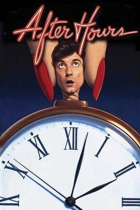 Poster: Die Zeit nach Mitternacht