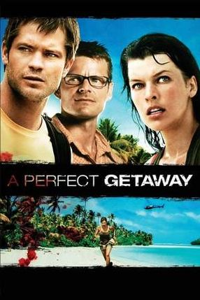 Poster: A Perfect Getaway