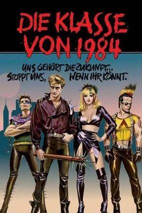 Poster: Die Klasse von 1984
