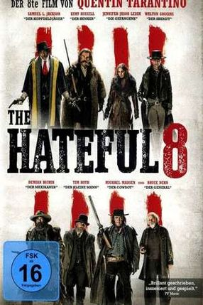 Poster: The Hateful 8