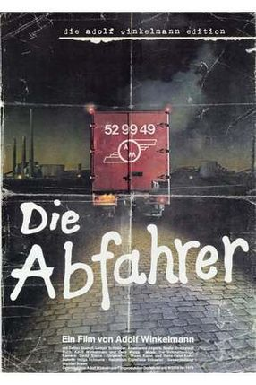 Poster: Die Abfahrer