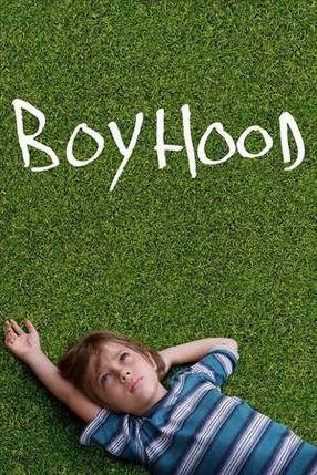 Poster: Boyhood