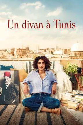 Poster: Auf der Couch in Tunis
