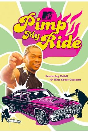 Poster: Pimp My Ride
