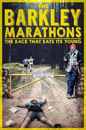 Poster: The Barkley Marathons: The Race That Eats Its Young