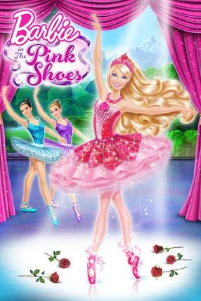 Poster: Barbie - Die verzauberten Ballettschuhe