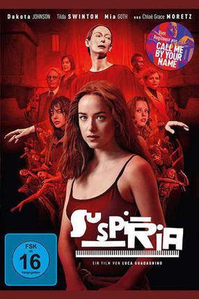 Poster: Suspiria