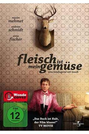 Poster: Fleisch ist mein Gemüse