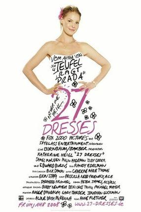 Poster: 27 Dresses - Kleider machen Bräute