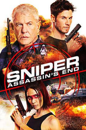 Poster: Sniper: Assassin's End