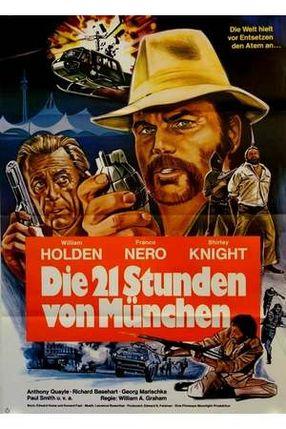 Poster: Die 21 Stunden von München