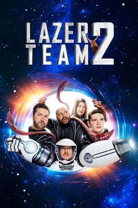Poster: Lazer Team 2